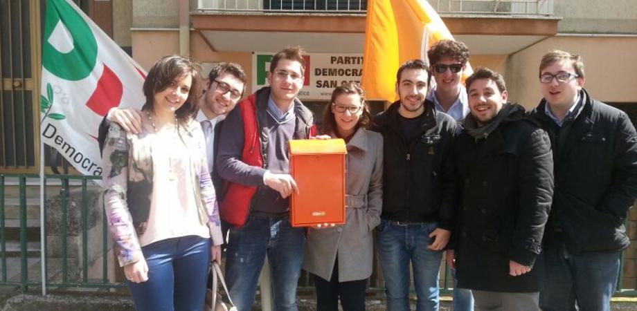 """'AscoltiAMO San Cataldo"""". I Giovani Democratici incontrano i comitati di quartiere"""