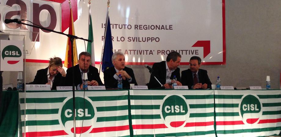 """Caltanissetta, appello di Bernava (Cisl): """"Accelerare i tempi per investire nelle zone franche di legalità"""""""