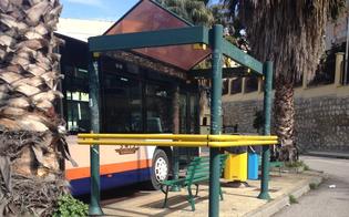 Terminal bus via Rochester, bagni chiusi e pensiline rotte. Aiello (Fi) chiede interventi