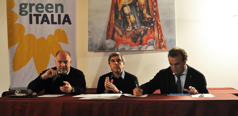 Green Italia, alle Europee l'ambientalista nisseno Janni candidato indipendente