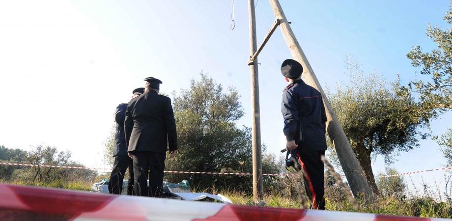 Contrade al buio a Caltanissetta, in azione ladri di cavi elettrici. Disagi per i residenti: allertata la Protezione Civile