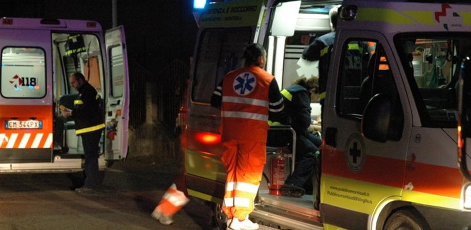 Ciclista 13enne investito da un'auto guidata da un poliziotto: è grave al Sant'Elia di Caltanissetta