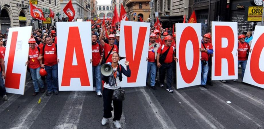 """Lavoro, sviluppo e legalità. Sabato i sindacati in piazza a Sommatino: """"Dopo centinaia di anni il territorio va indietro"""""""