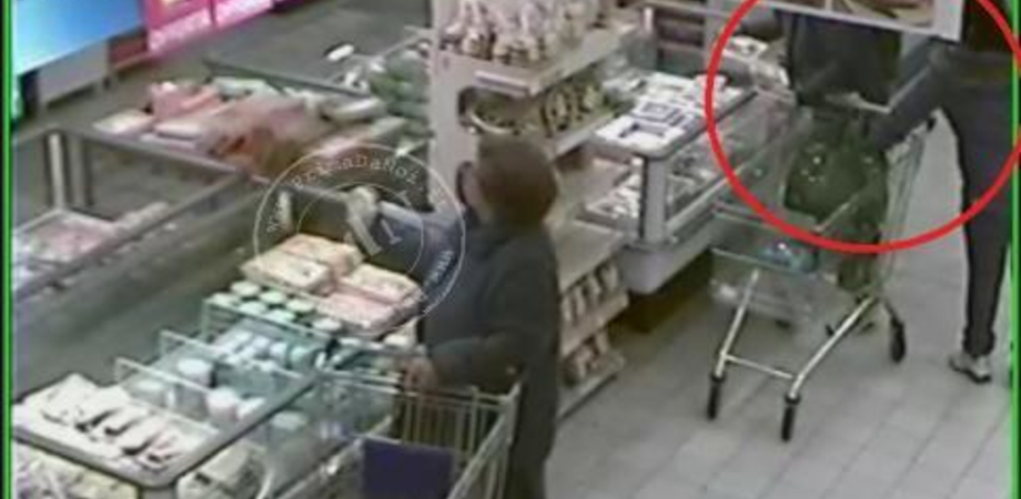"""Caltanissetta. Ruba alimenti dal supermercato, giovane fermata dalla Polizia. """"Ho agito per far mangiare la famiglia"""""""