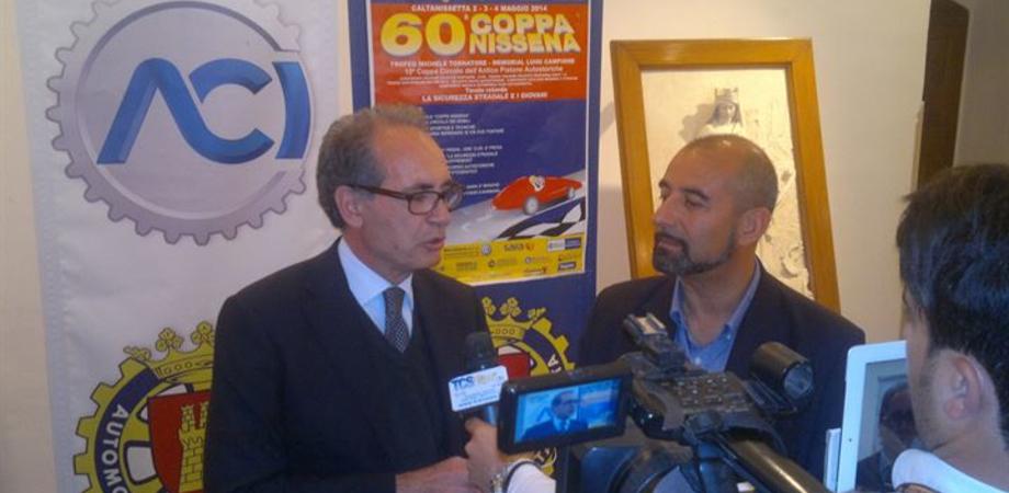 """Coppa Nissena, tutto pronto per la 62° edizione. Alessi: """"Grande valore alla sicurezza stradale"""""""