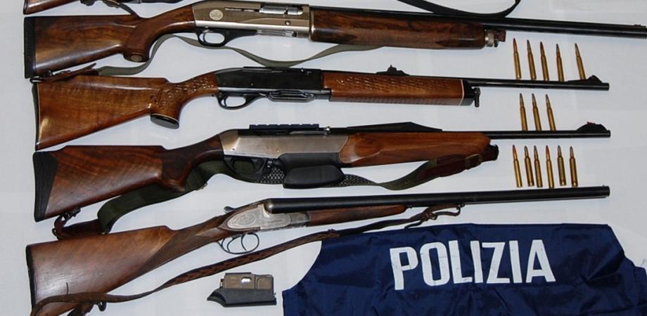 Arrestato nel milanese un imbianchino di Gela: in casa aveva un arsenale