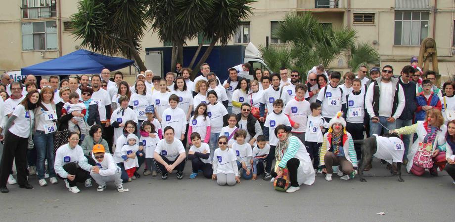 """""""Corri con me"""", domenica al via la maratona per l'integrazione delle persone Down"""