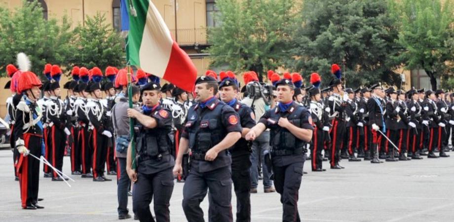 """Carabinieri in festa a Caltanissetta. Il 6 giugno la cerimonia alla caserma """"Guccione"""""""
