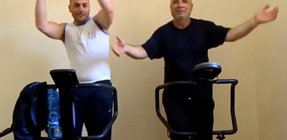 """Mondo carceri: detenuti Enna ballano """"Happy"""", prima clip in cella GUARDA"""