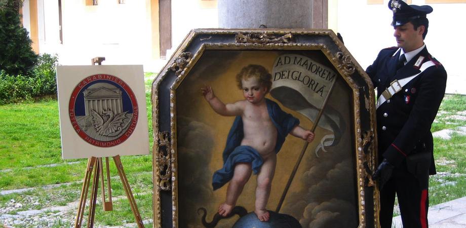 La Sicilia dei record: regione ai primi posti per furti d'arte, recuperi in aumento