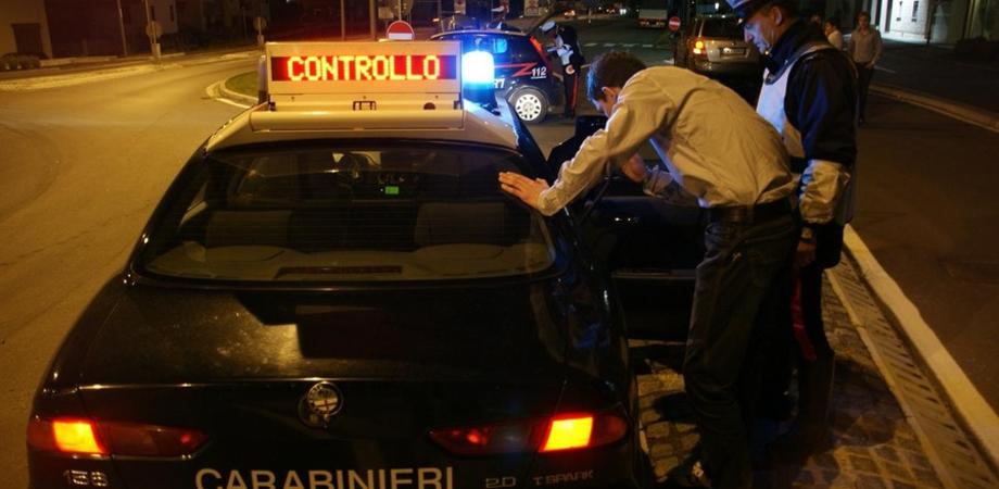 Brilli al volante, altro giovane denunciato. I carabinieri intensificano i controlli sulle strade di Caltanissetta