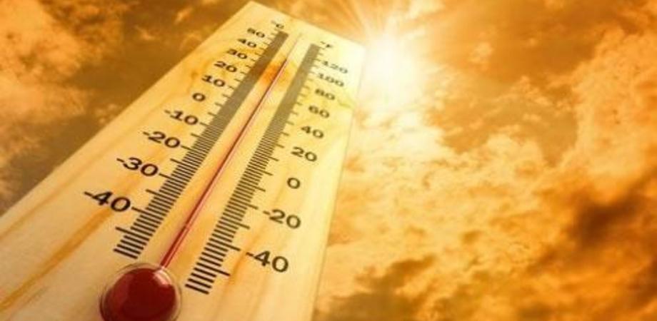 Ondata di caldo: al Sud temperature di fuoco fino a Ferragosto