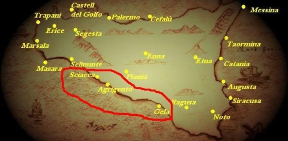 Agrigento e Caltanissetta in un documentario di 210 minuti: il bando di gara del Distretto Valle dei Templi