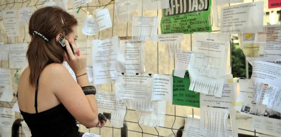 Affitti a studenti, Catania e Palermo le più economiche d'Italia. A Milano 600 euro per una singola