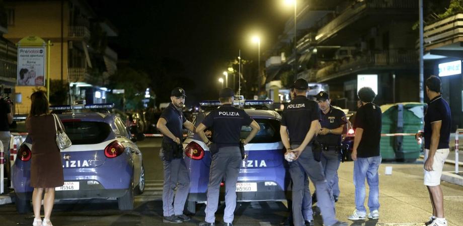 Romeni in fuga da condominio a San Cataldo. Polizia li blocca sulla 640 con sospetta refurtiva