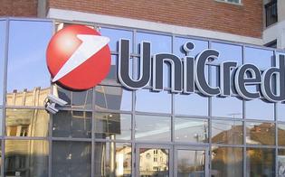 Unicredit chiude 62 filiali in Italia, c'è anche lo sportello di via don Minzoni a Caltanissetta