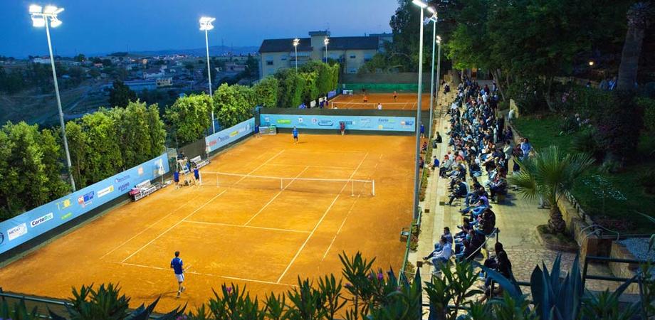 Caltanissetta, affidamento dell'impianto di villa Amedeo: venerdì il bando di gara. Il challenger Atp si farà
