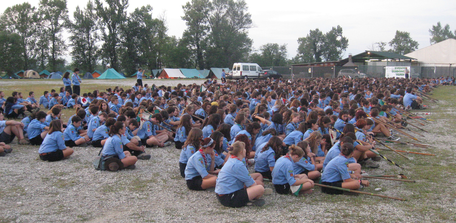 """""""Thinking Day"""", nel weekend gli scout di Caltanissetta alla scoperta di luoghi e giochi"""