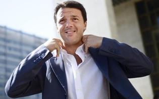 Renzi torna in Sicilia. Domani a San Cataldo visiterà il primo ristosolidale d'Italia