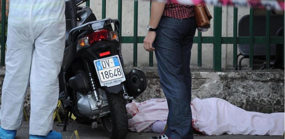 Vuole lasciare il partner, donna uccisa nel Nisseno. Spari tra la folla, arrestato il convivente della vittima