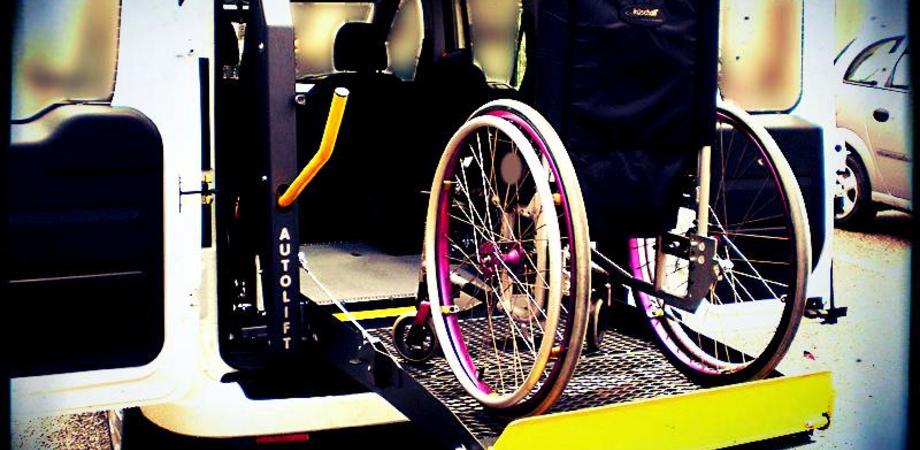 Trasporto di alunni disabili: gara d'appalto indetta dalla Provincia