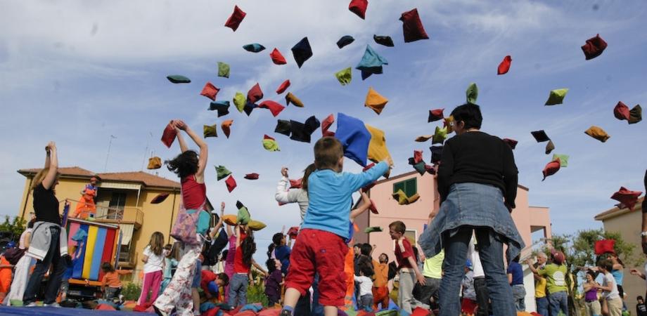 """San Cataldo. """"Insieme per Essere Comunità"""", mercoledì festa con i bambini all'Istituto Fascianella"""