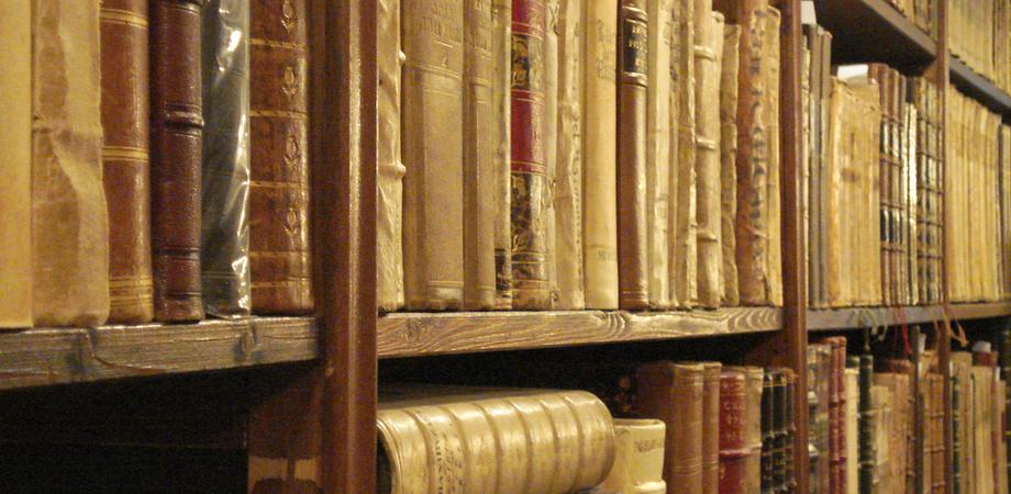 Archivio di Stato: nel periodo natalizio apertura ridotta nella sala studio