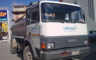 Gela, stop all'erogazione idrica nelle zone collegate a Spinasanta: disponibili due autobotti