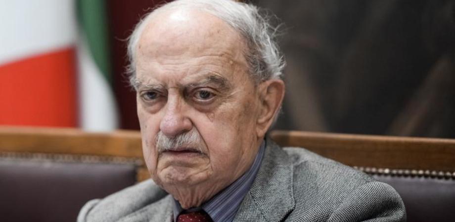 """L'avvocato Dacquì sulla scomparsa di Emanuele Macaluso: """"La città indifferente, non ha commemorato un suo insigne figlio"""""""