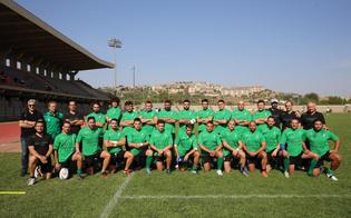 La Nissa Rugby partecipa alla serie B. Patto di ferro con l'Amatori Messina, unione tra squadre