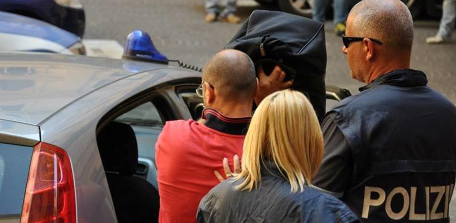 """""""Cobra 67"""", la Squadra Mobile arresta 10 persone a Caltanissetta. """"Pericolo di fuga dei condannati per spaccio"""""""
