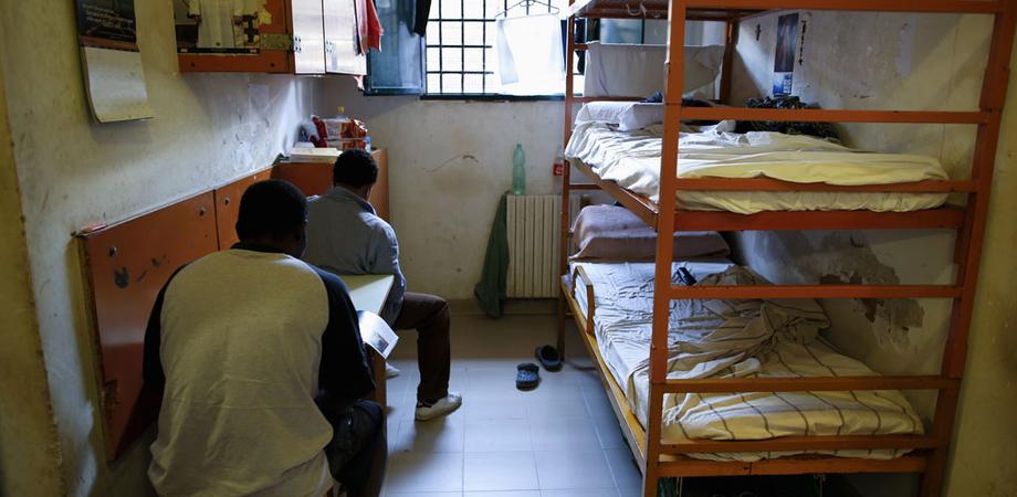 """Pianeta carceri, a Caltanissetta e Gela si scoppia. Al """"Malaspina"""" 246 detenuti ma i posti sono 181"""