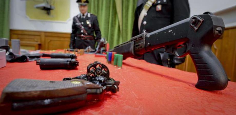 Traffico di armi a Caltanissetta, quattro condannati dal Tribunale. Assolto Michele Giarratana