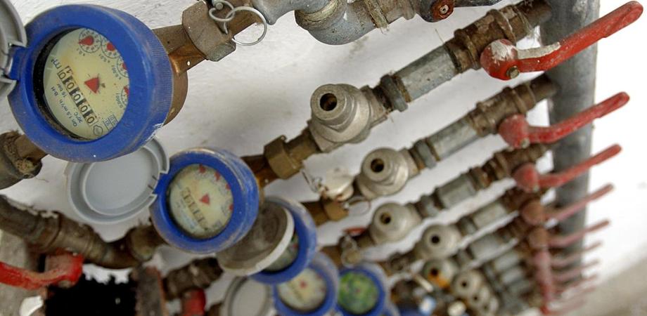 Acqua, nuovi contatori a Mussomeli. Al via le operazioni per sostituirne oltre mille