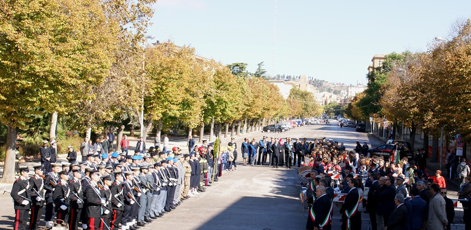 Festa 2 giugno a Caltanissetta, nominati commendatori e cavalieri dal Quirinale