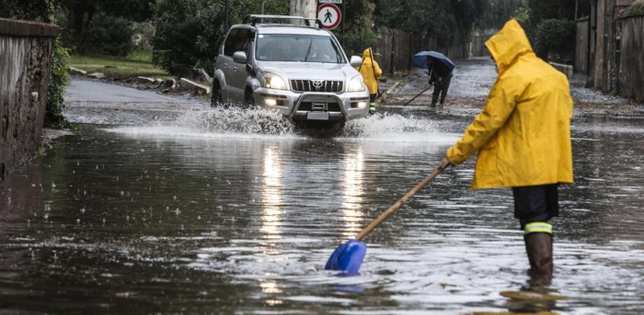 Maltempo in arrivo in Sicilia, previsti nel weekend piogge e temporali anche di forte intensità
