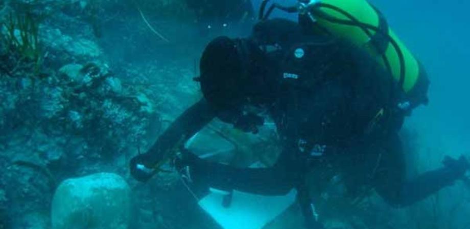 Trovato nelle acque di Gela un relitto del VI secolo