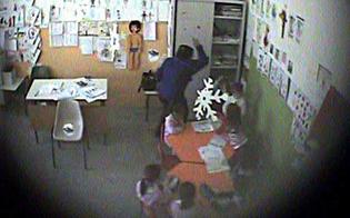 San Cataldo: minacce, insulti e botte ai bambini della scuola