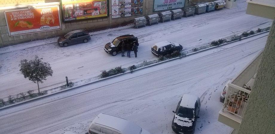 """Emergenza neve, l'Anas replica a Musumeci: """"Abbiamo messo in campo 58 mezzi e coinvolto 150 uomini"""""""