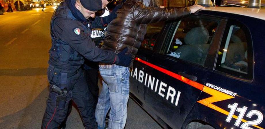 Passeggiata fuori porta vietata, sorvegliato speciale di Butera arrestato dai carabinieri