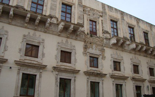 Caltanissetta, il Polo Civico su Palazzo Moncada: