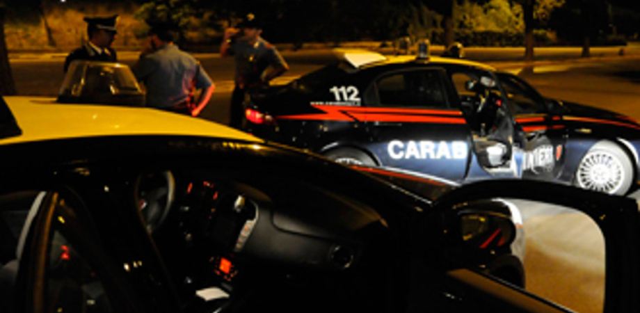 """Giro di vite dei carabinieri a Caltanissetta. Nel weekend quattro """"brilli"""" al volante, controllate centinaia di persone"""