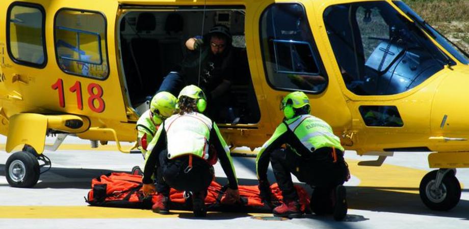 Caltanissetta, bimbo di 4 anni cade da una moto giocattolo: è in gravi condizioni