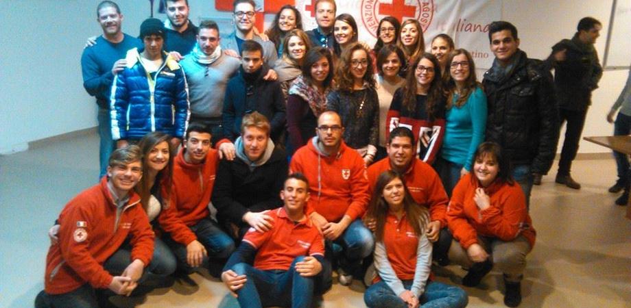 Sommatino: arrivano 22 nuovi volontari di Croce Rossa