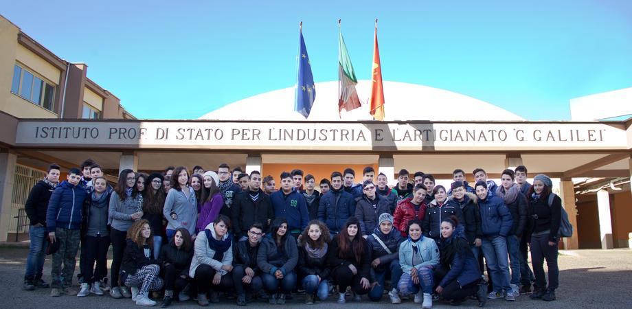 IPSIA Galileo Galilei: a Caltanissetta la scuola che ti insegna una professione