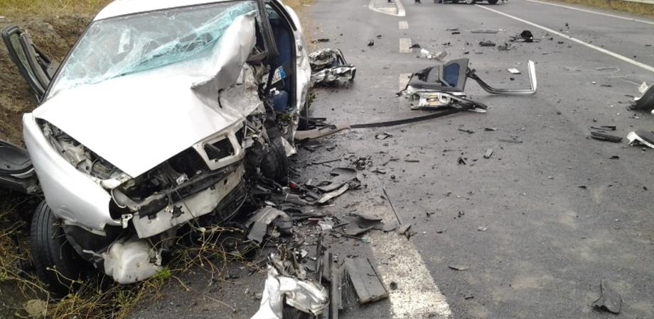 Resuttano. Natale tragico sulla A19: famiglia distrutta, morti marito e moglie. Grave la figlia, altri tre feriti