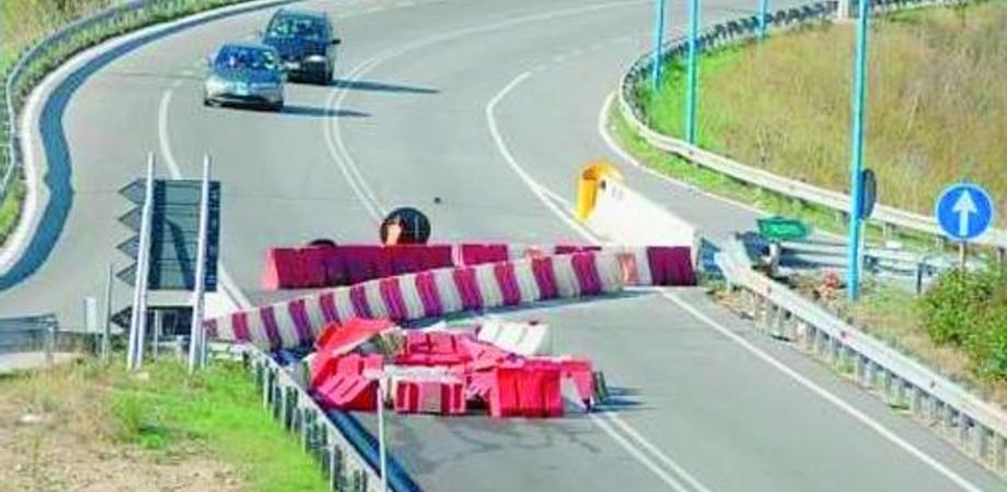 Manutenzione autostrada A19, chiuso lo svincolo di Resuttano sulla carreggiata in direzione Catania