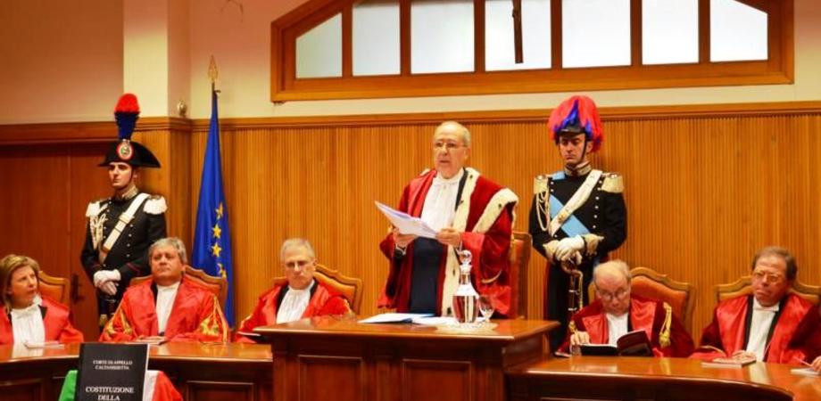 Anno giudiziario a Caltanissetta, sabato l'inaugurazione. Ci sarà anche il vicepresidente del Csm
