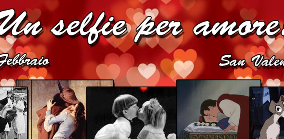 """""""Il selfie dell'Amore"""": per San Valentino la vostra foto pubblicata su Seguonews"""