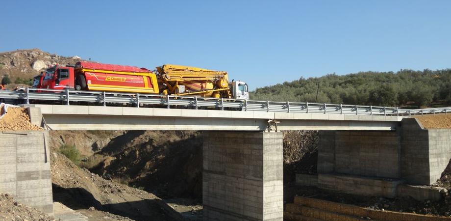 Ponte Misteci, aggiudicati i lavori per la messa in sicurezza del tratto franato a causa del maltempo